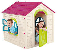 Садовый домик для детей KETER RANCHO PLAYHOUSE