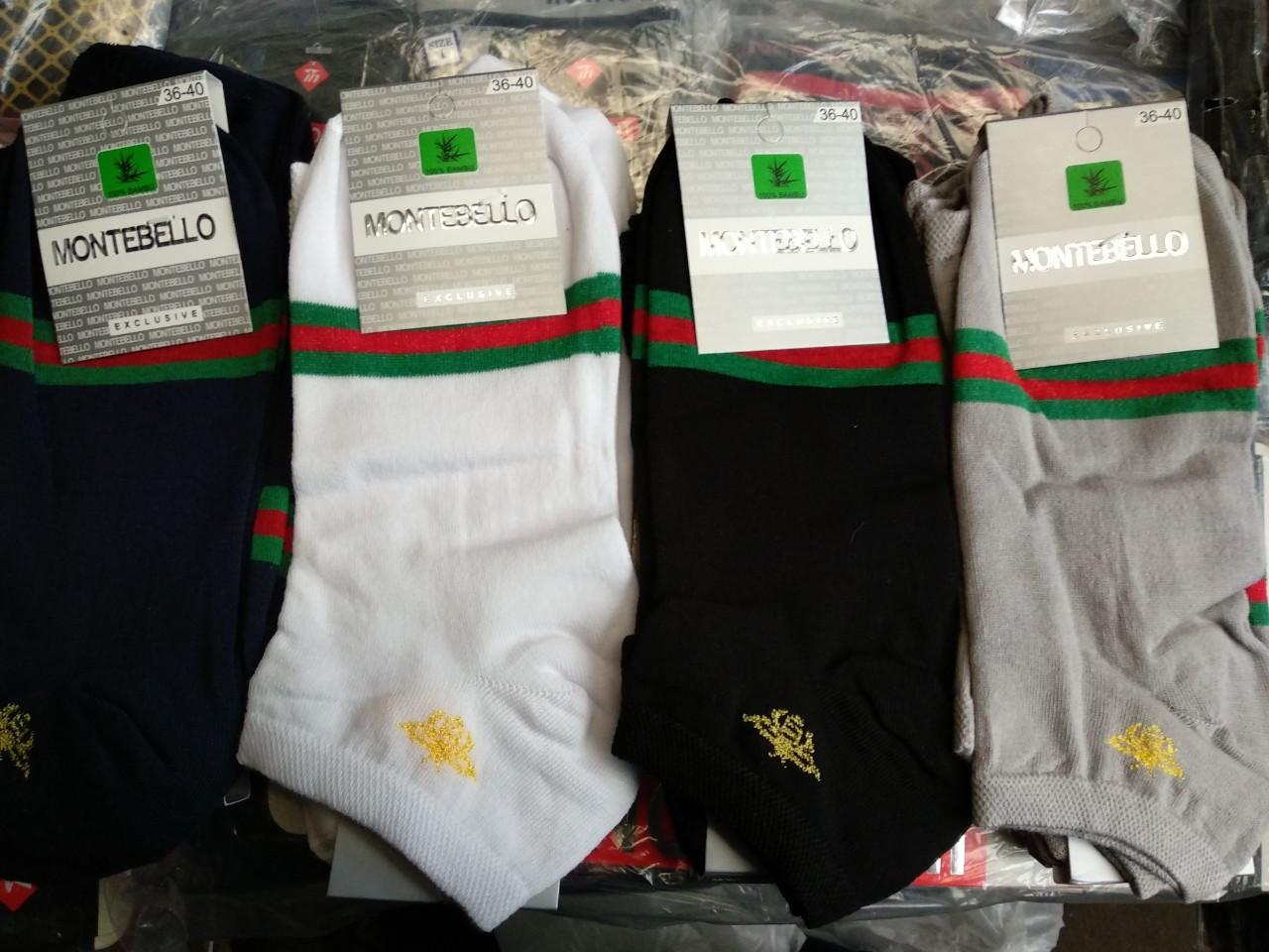 Шкарпетки жіночі  MONTEBELLO  exclusive