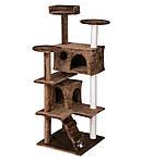 Когтеточка домик для кошек 130 см, фото 2