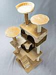Когтеточка домик для кошек 130 см, фото 7