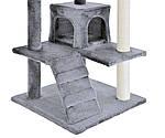 Когтеточка домик для кошек 130 см, фото 9