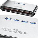 Вакуумный упаковщик Profi Cook PC-VK 1080 + пакет 50 шт, фото 2