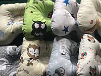 Детская ортопедическая подушка для новорожденных от производителя