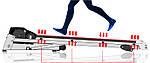 Бігова доріжка HRS T-280M з Масажер + Twister + Гантель, фото 6
