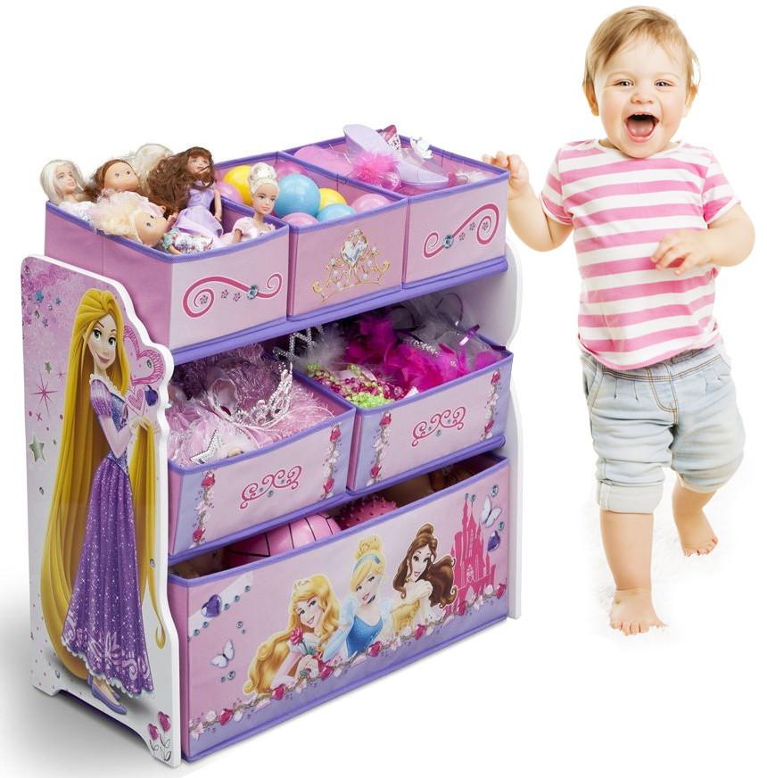 Органайзер для игрушек DISNEY PRINCESS  контейнер