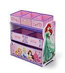 Органайзер для игрушек DISNEY PRINCESS  контейнер, фото 5