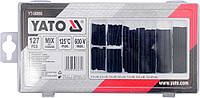 Набор термоусадочных трубок YATO YT-06866 - 127шт.