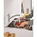 Смеситель для кухни Grohe Eurosmart 30305DC0, фото 2