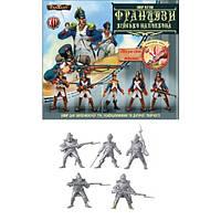 Французы Битвы Fantasy набор воинов (цвет серый), Технолог (206)