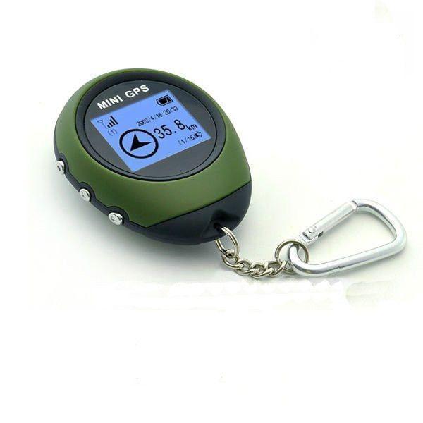 Міні GPS логгер PG-03 ( SR304 ) навігатор для риболовлі, полювання, туризму. Запам'ятовує до 16 точок