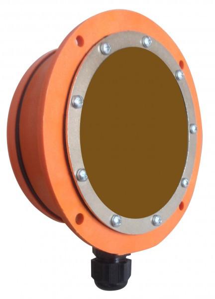 Датчик уровня с витоновой диафрагмой серии ELZ 21 для сыпучих материалов