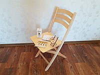 Стул складной деревянный Бук Silla