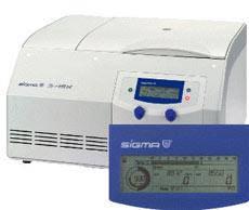 Центрифуга SIGMA 3-16PK с охлаждением Sartorius, фото 2