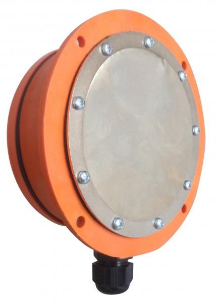 Датчик уровня с диафрагмой из нержавеющей стали серии ELZ 31 для сыпучих материалов