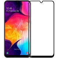 Скло 5D Samsung Galaxy A20 (2019) Чорне