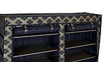 Текстильный шкаф переносной для обуви GABI, фото 7