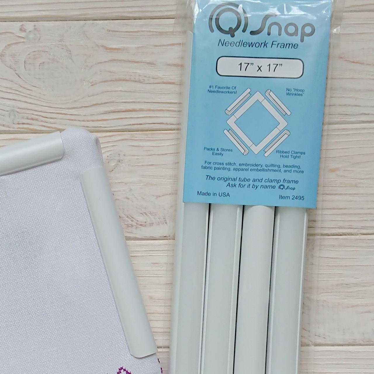 """Оригинальные пяльца-рамки для вышивки Q-Snap Frame (США) 17""""x17"""""""