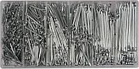 Набор шплинтов YATO YT-06885 - 1000шт.