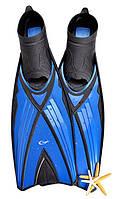 Ласты для плавания, дайвинга, снорклинга YF74 XL (42-43). Высокое качество!