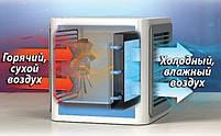 Оригинальный кондиционер Arctic Air, охлаждает и очищает воздух, вентилятор, увлажнитель, охладитель, фото 7
