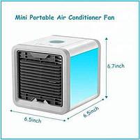 Оригинальный кондиционер Arctic Air, охлаждает и очищает воздух, вентилятор, увлажнитель, охладитель, фото 2