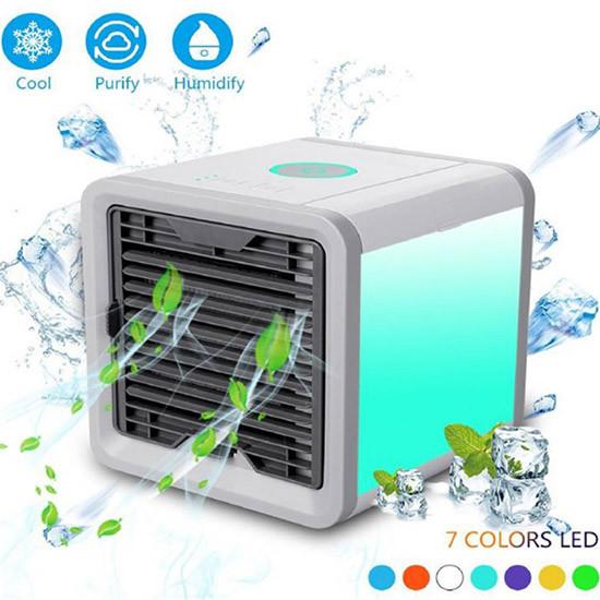 Оригинальный кондиционер Arctic Air, охлаждает и очищает воздух, вентилятор, увлажнитель, охладитель