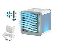 Оригинальный кондиционер Arctic Air, охлаждает и очищает воздух, вентилятор, увлажнитель, охладитель, фото 6