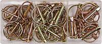 Набор шплинтов с кольцом YATO YT-06787 - 50шт.