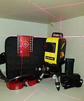 ☀Красный ЛУЧ⇒30м☀Лазерный уровень Firecore F93T XR ➤⏏максимальная комплектация⏏➤3 режима работы