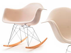 Дизайнерское кресло качалка MPA ROC 8 цветов.