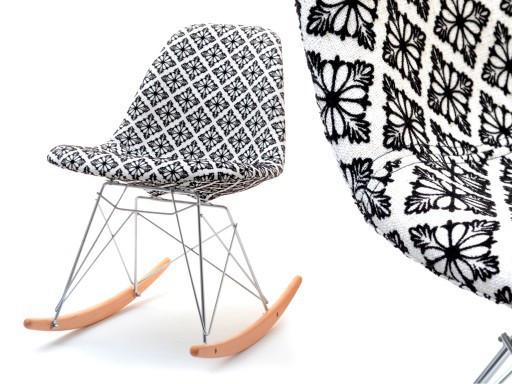 Дизайнерське крісло качалка MPC ROC TAP