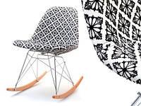 Дизайнерское кресло качалка MPC ROC TAP