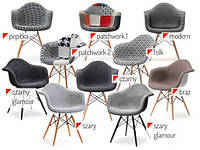 Дизайнерское кресло 1 шт MPA WOOD TAP