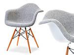 Дизайнерське крісло 1 шт MPA WOOD TAP, фото 3