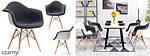 Дизайнерське крісло 1 шт MPA WOOD TAP, фото 8