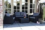 Набір садових меблів California 2 Seatert Alliber Нідерланди, фото 4