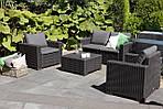 Набір садових меблів California 2 Seatert Alliber Нідерланди, фото 6