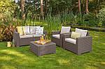 Набір садових меблів California 2 Seatert Alliber Нідерланди, фото 8