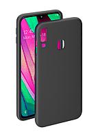 Силіконовий чохол Samsung Galaxy A40 (2019) Чорний