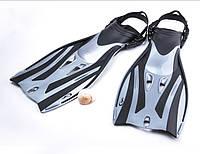 Ласты для плавания, дайвинга, снорклинга YF52 L/XL (41-45). Высокое качество!