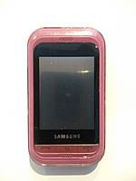 Мобильный телефон Samsung GT-С3300i розовый Б.у
