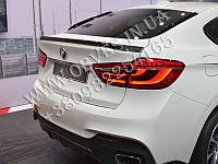 Спойлер BMW X6 F16 стиль M-Performance