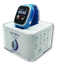 Детские Gps часы Myox MX-90B голубые - 141021