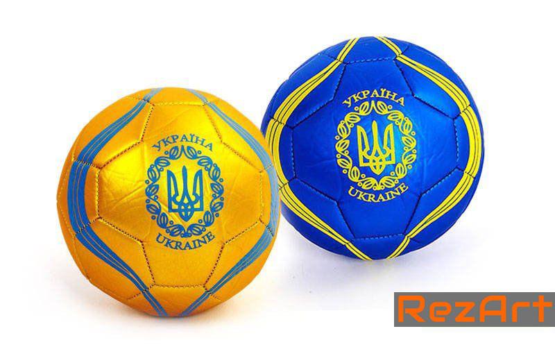 Мяч футбольный сувенирный Україна №2 (в ассортименте)