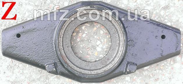 Плита опорная гидроузла