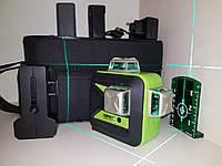 ᐉNEW 2019.ᐉXEAST XE-93TG. Лазерный 3D нивелир [аналог Bosch GLL 3-80CG] БИРЮЗА 50 метров, фото 1