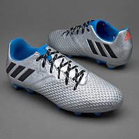 e274f73e Детские футбольные бутсы Adidas Messi 16.3 FG/AG 32 размер (S79623-1)