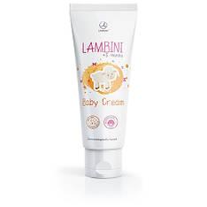 Детский крем для лица и тела Lambre Lambini Baby Cream 80 мл - 142305