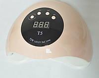 Лампа T5 UV/LED 72W Лампа для сушки геля, uv лампа