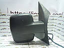 Зеркало заднего вида правое Mercedes Vito W638 1995—2003г.в. черное електро, фото 3